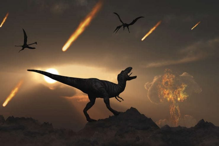 为什么说小行星是恐龙灭绝的元凶?