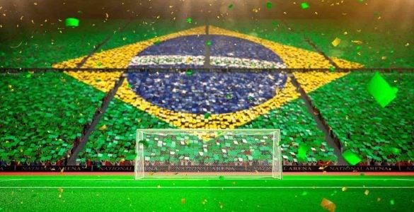 """为什么称巴西是""""足球王国""""?"""