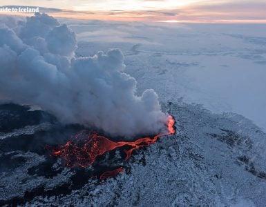 """为什么冰岛被称为""""冰与火的国度""""?"""