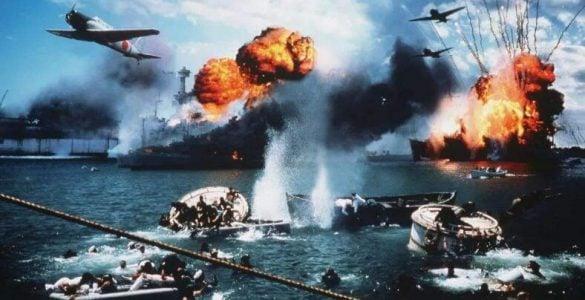 为什么日军要偷袭珍珠港?