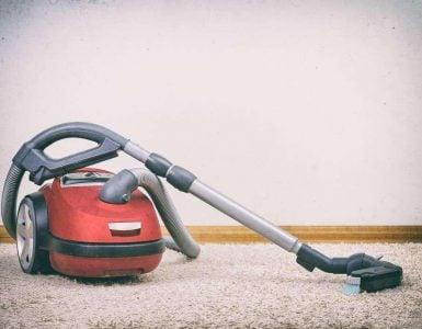 为什么吸尘器可以吸走灰尘?