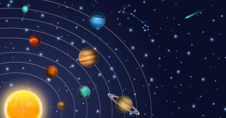 为什么会诞生太阳系?