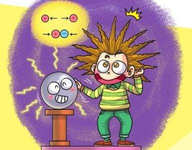 为什么会有静电?