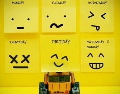 为什么一星期有七天?