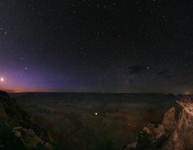 为什么冬季夜空中的星星比夏季少?