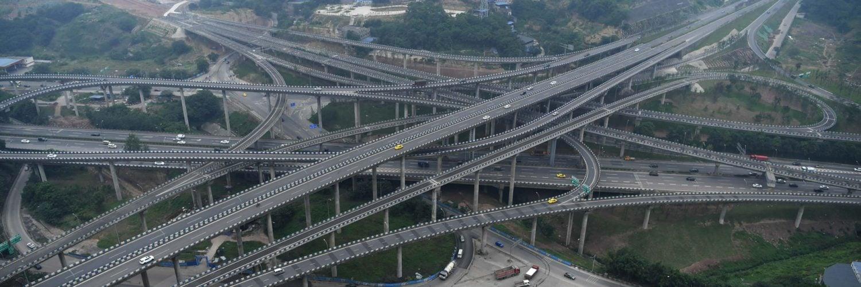 为什么要建立体交叉道?